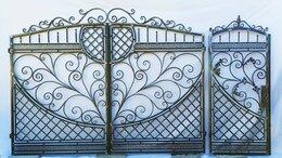 Заборы и ворота - Ворота в наличии, 0