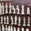 шахматы,кость,старинные,Китай по цене 85000₽ - Настольные игры, фото 8