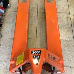 Грузоподъемное оборудование - Гидравлическая тележка Рохля 3000 кг, 0