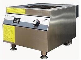 Промышленные плиты - Плита индукционная Hurakan HKN-ICF80D, 0