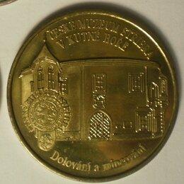 Жетоны, медали и значки - Чешский жетон Карловы Вары, 0