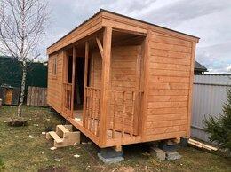 Готовые строения - Бытовка хозблок туалет душ А-246, 0