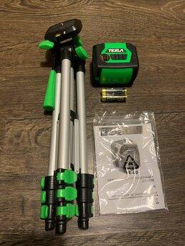 Измерительные инструменты и приборы - Лазерный нивелир Tesla L-10S, 0