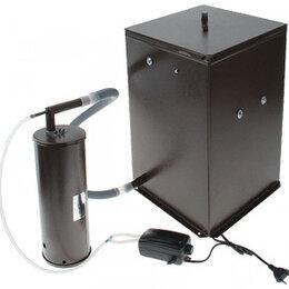Грили, мангалы, коптильни - Коптильня холодного копчения с дымогенератором…, 0