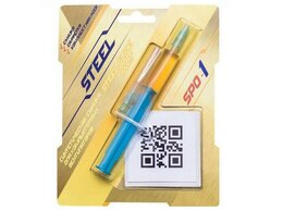 Кулеры и системы охлаждения - Синтетическая смазка STEEL SPO-1 2г шприц, 0