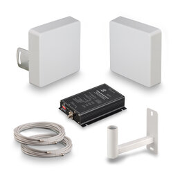 Антенны и усилители сигнала - Усилитель сотовой связи и интернета комплект 4G/3G, 0
