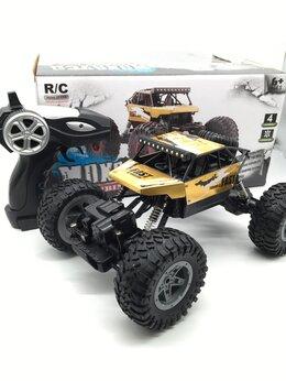 Радиоуправляемые игрушки - Радиоуправляемая машина-вездеход 4x4, 0