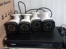 Видеокамеры - Видеонаблюдение комплект, 0