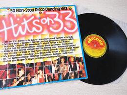 Виниловые пластинки - Sweet Power Hits On 33 - 50 Non-Stop Dancing…, 0