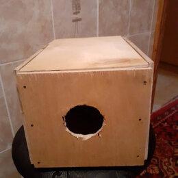 Клетки и домики - Гнездо для попугаев карелл, 0