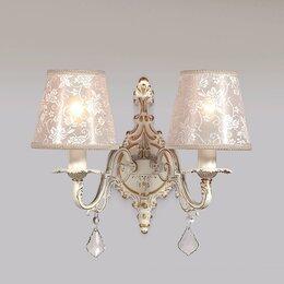 Люстры и потолочные светильники - Бра Citilux Бельведер CL424321, 0
