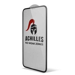 Защитные пленки и стекла - Защитное стекло для iPhone XR Achilles 5D (Black), 0