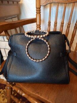 Сумки - Женская сумка натуральная кожа, 0