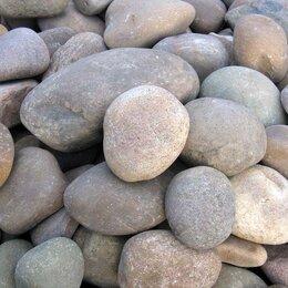 Облицовочный камень - Доставим гальку, голыш, булыгу, валуны - кубами, 0