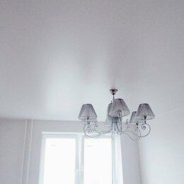 Потолки и комплектующие - Сатиновый потолок 10 м2, 0