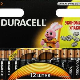 Батарейки - Батарейки Duracell AAA (мизинчиковые) 12 шт, 0