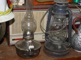 Настольные лампы и светильники - лампы керосиновые , 0
