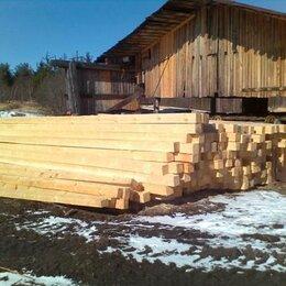 Дизайн, изготовление и реставрация товаров - Брус, доска под заказ на строительство домов и бань из Костромы , 0