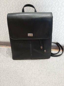 Рюкзаки - Сумка рюкзак экокожа, 0