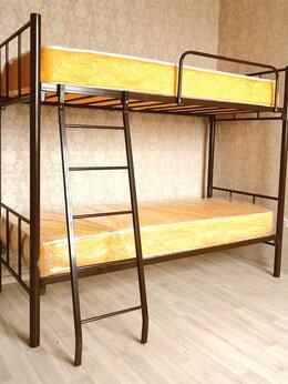 Кровати - Кровати на металлокаркасе, двухъярусные,…, 0