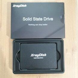 Внутренние жесткие диски - 120 ГБ SSD-накопитель XrayDisk, 0