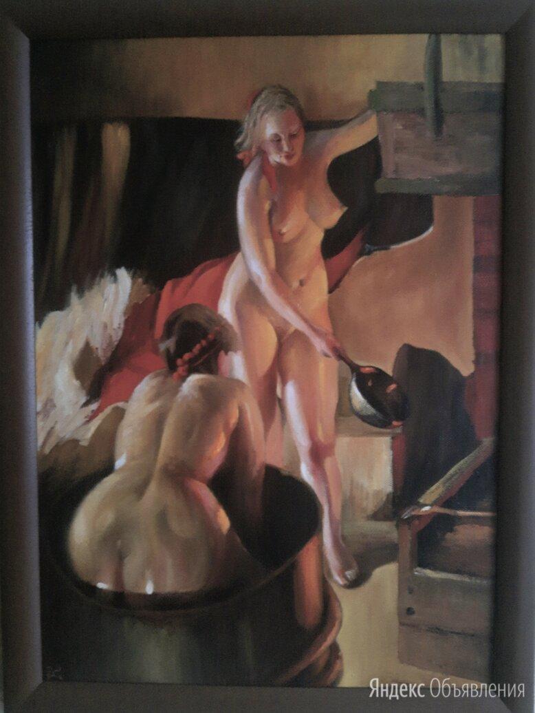 Картина маслом на холсте. Живопись по цене 12000₽ - Картины, постеры, гобелены, панно, фото 0