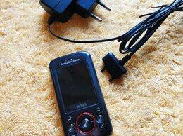 Мобильные телефоны - Sony Ericsson W395 Dusky grey РосТест, 0