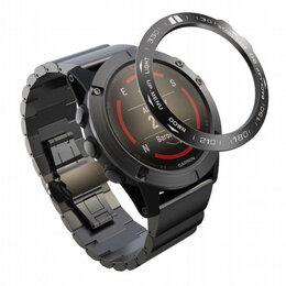 Аксессуары для умных часов и браслетов - Накладка на безель Garmin Fenix, 0