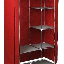 Шкафы, стенки, гарнитуры - Шкаф тканевый для одежды, 170х100х42 см, металл, 0