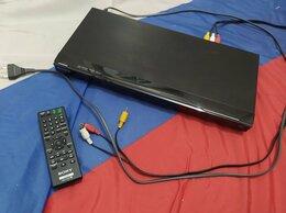 DVD и Blu-ray плееры - DVD-плеер Sony с пультом (работает - дам…, 0