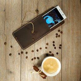 Чехлы - Чехол для телефона кожаный., 0