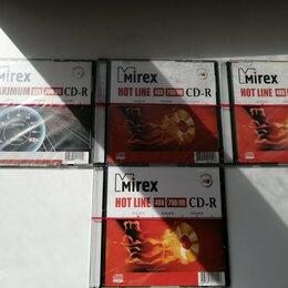 Диски - Cd диски новые чистые, 0