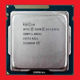 Процессоры (CPU) - Intel i7-3770К (Xeon E3-1245 v2) /LGA 1155, 0