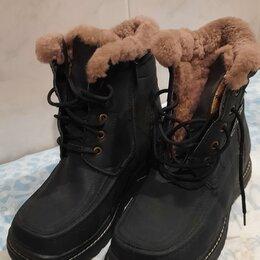 Ботинки - Ботинки зимние натуральные, 0