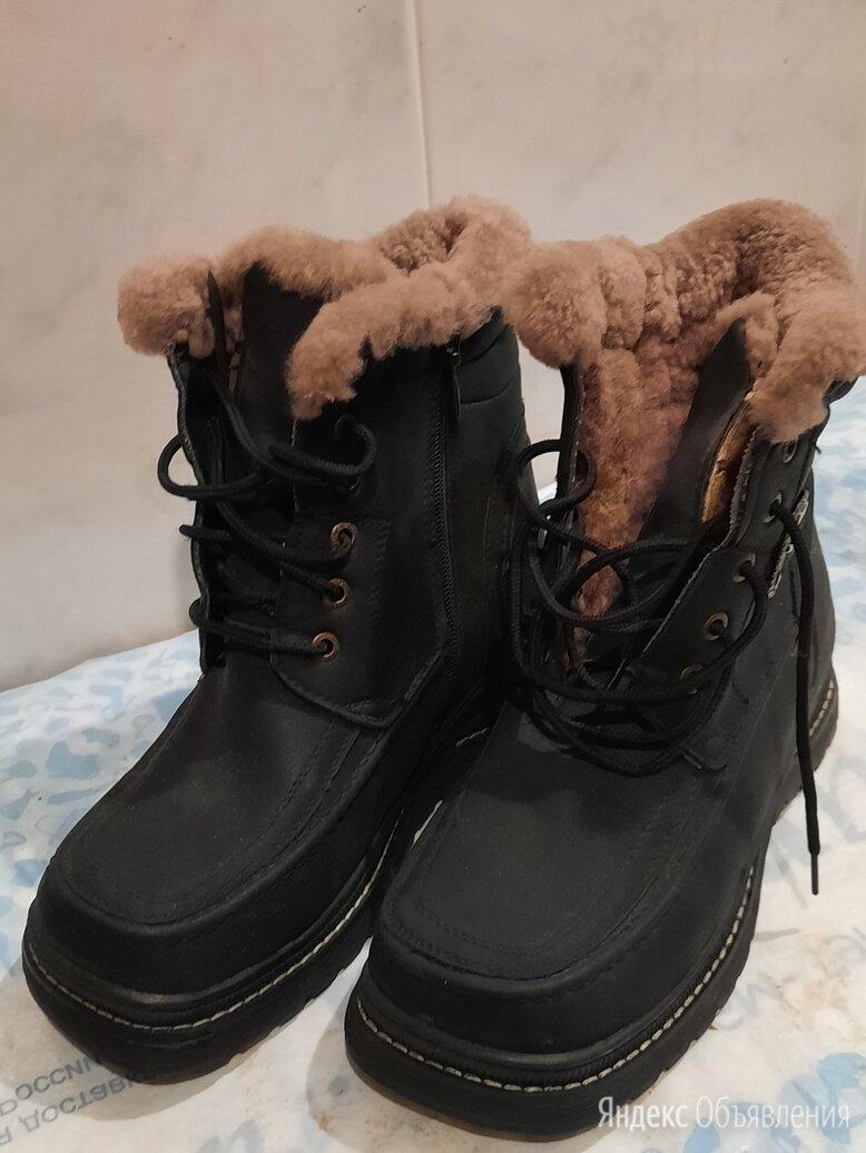 Ботинки зимние натуральные по цене 2500₽ - Ботинки, фото 0