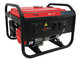Электрогенераторы - Генератор бензиновый Fubag BS 3300 431247, 0