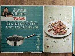 Сковороды и сотейники - Сотейник 2.8л Jamie Oliver Tefal, 0