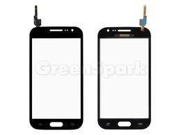 Дисплеи и тачскрины - Тачскрин для Samsung i8552 (черный) (100%…, 0