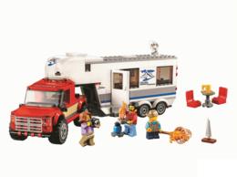 Конструкторы - Лего Lego Bela 10871 Дом на колесах 360 деталей, 0