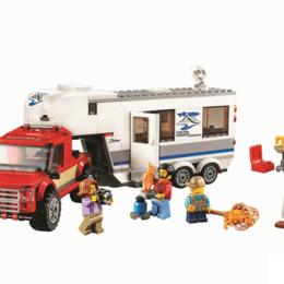Автокресла - Конструктор  10871 Дом на колесах 360 деталей, 0