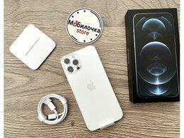 Мобильные телефоны - Apple iPhone 12 Pro Max 256 Silver - Новый, 0