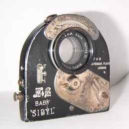Другое - Объектив SIBYL COOKE T.T & H.L 10 3inch Serie s…, 0
