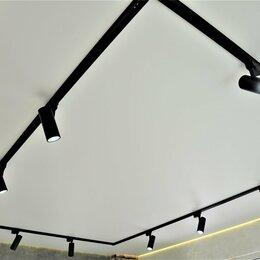 Потолки и комплектующие - Монтаж натяжного потолка, 0