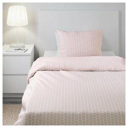 Постельное белье - Новый кпб IKEA 999р, 0