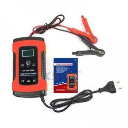 Аккумуляторы и зарядные устройства - Зарядное устройство для аккумулятора авто мото, 0