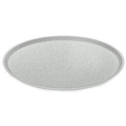 Тарелки - Тарелка 25 см серая Connect Organic, 0