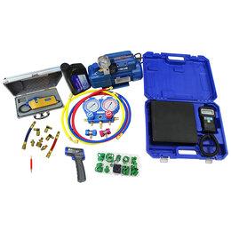 Оборудование для автокондиционеров - Оборудование для заправки автокондиционера, 0