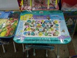 Столы и столики - Комплект детской мебели Пушистая азбука стол +…, 0