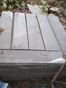 Тротуарная плитка, бордюр - Бордюрный камень, 0
