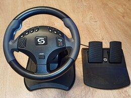 Рули, джойстики, геймпады - Руль PlayStation PS Turbo Wheel PS-115, 0